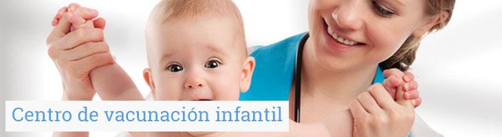 Centro de vacunación infantil
